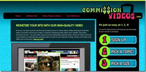 CommissionVideos